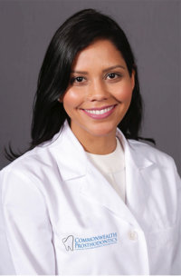 Dr. Catherine Dallow Commonwealth Prosthodontics Richmond VA